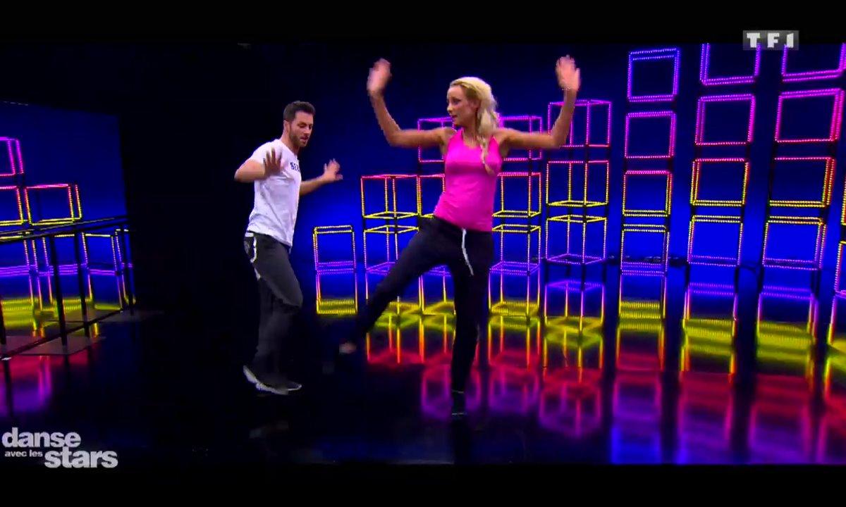 Répétitions : Elodie Gossuin et Christian Millette : sans musique ? Impossible !