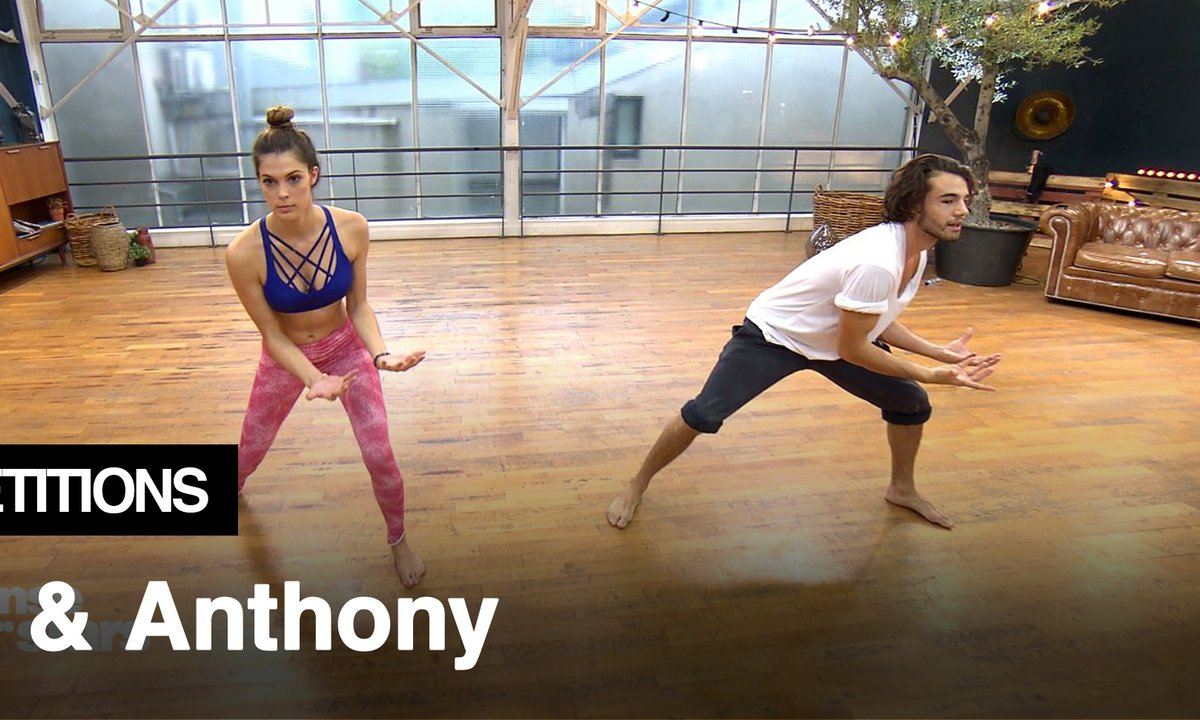 Répétitions – Entre eux, ça ne rigole plus ! iris Mittenaere et Anthony au taquet