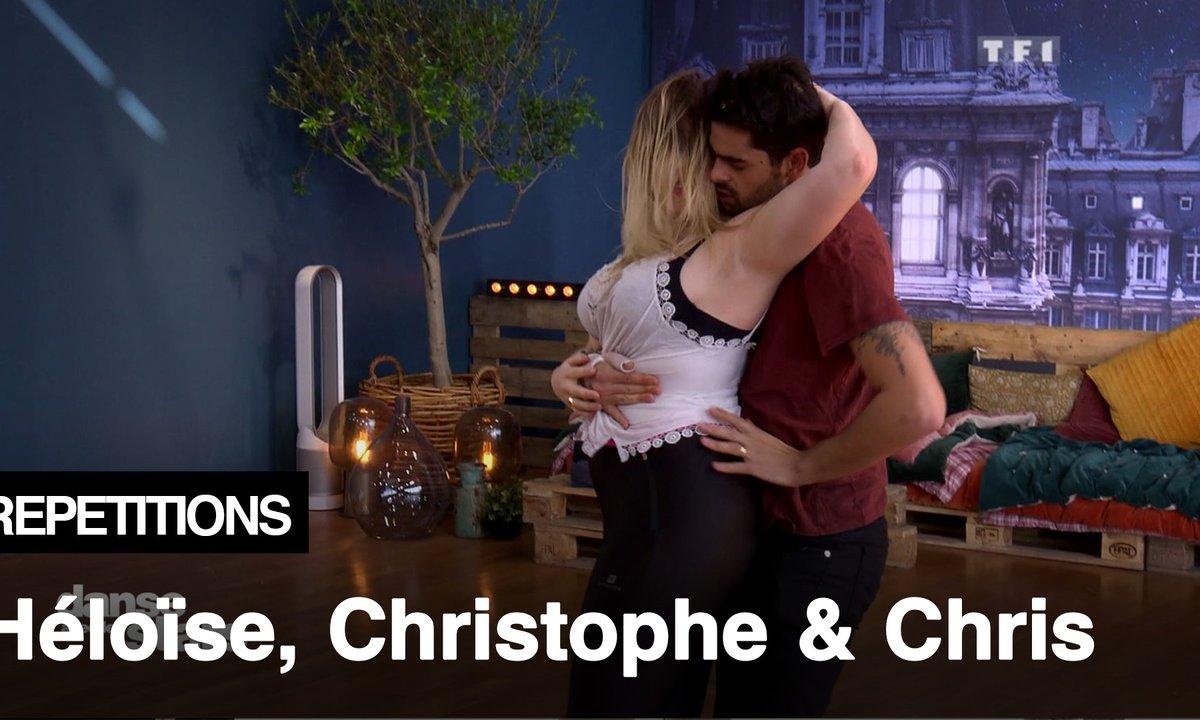 """Répétitions – """"Il faut de l'intensité..."""" Chris Marques ne ménage pas Héloïse Martin"""