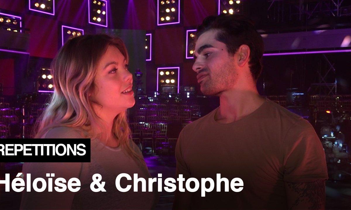 """Répétitions - """"Ta famille est ma famille"""" Christophe Licata et Héloise Martin"""