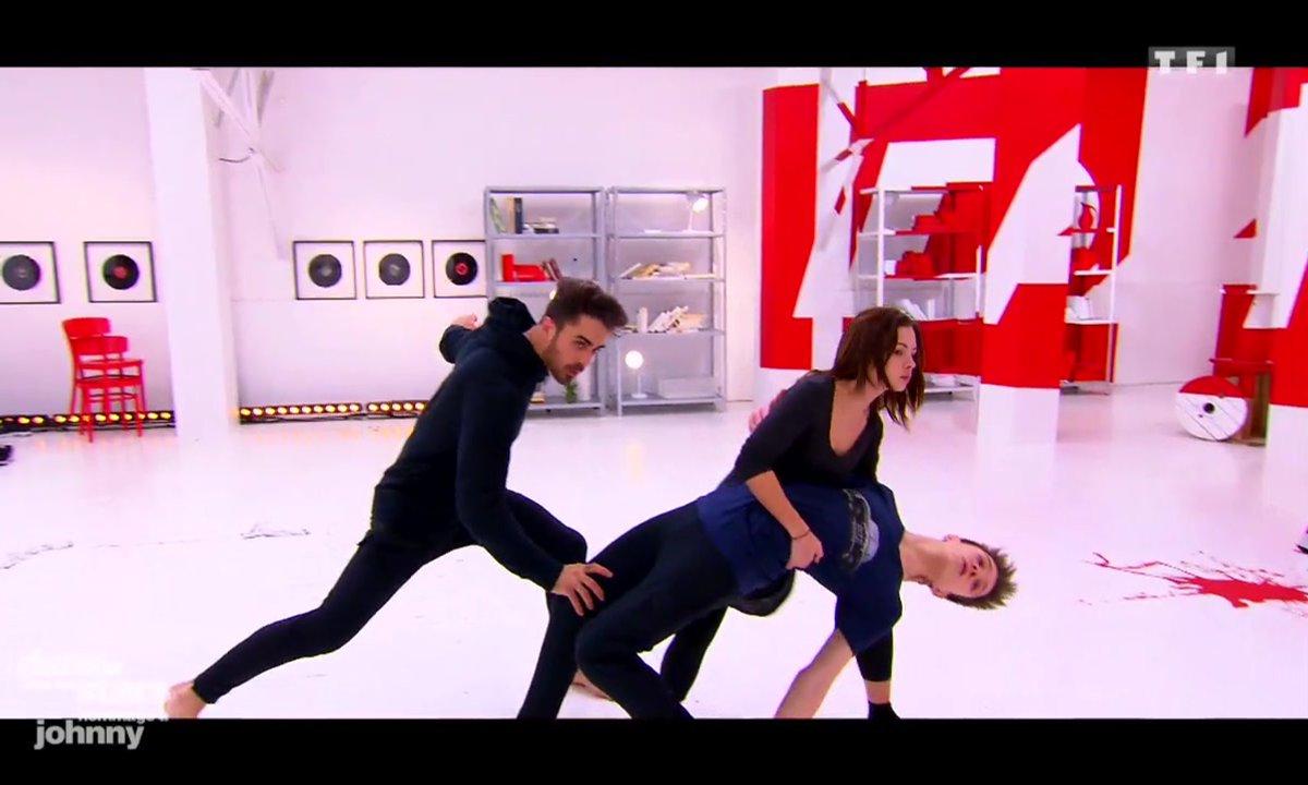 Répétitions : Lenni-Kim et Marie Denigot s'éclatent avec Nicolas Archambault