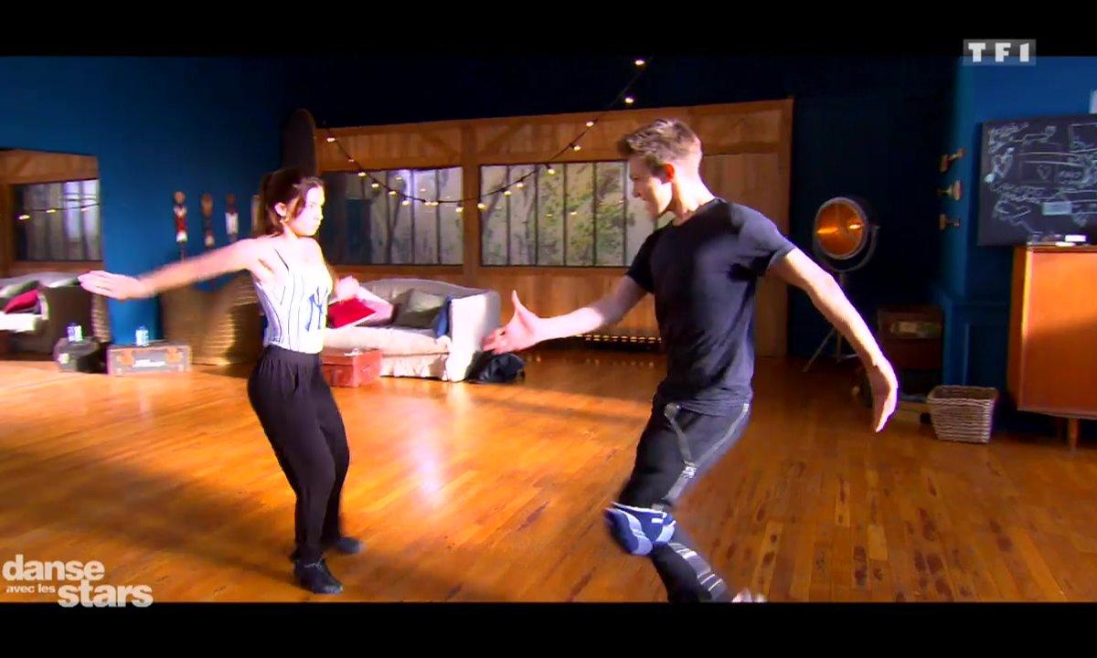 Répétitions : Lenni-Kim et Marie Denigot : un nouveau lien qui se crée