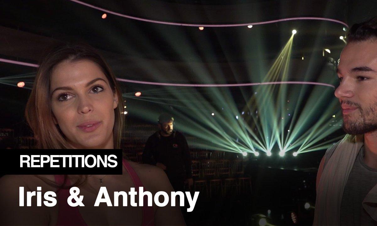 Répétitions - « On est motivé pour faire honneur à la région » Iris Mittenaere et Anthony Colette