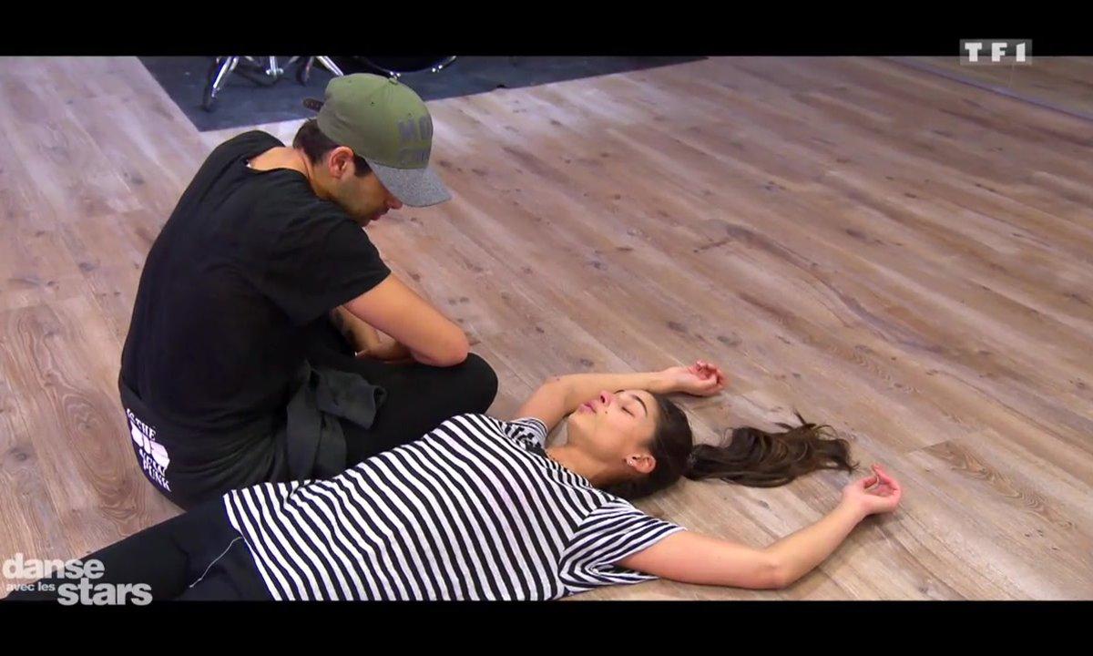 Répétitions : Tatiana Silva dans la peau d'Irene Cara (Fame)