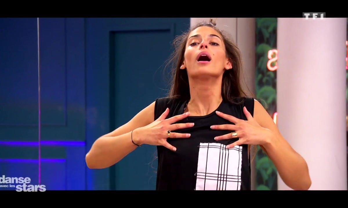 """Répétitions : Tatiana Silva """"comme un lionne en cage..."""""""