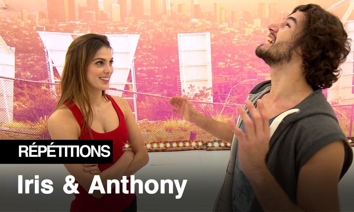 """Répétitions - """"Je veux des commentaires méga dithyrambiques"""" Iris Mittenaere et Anthony Colette"""