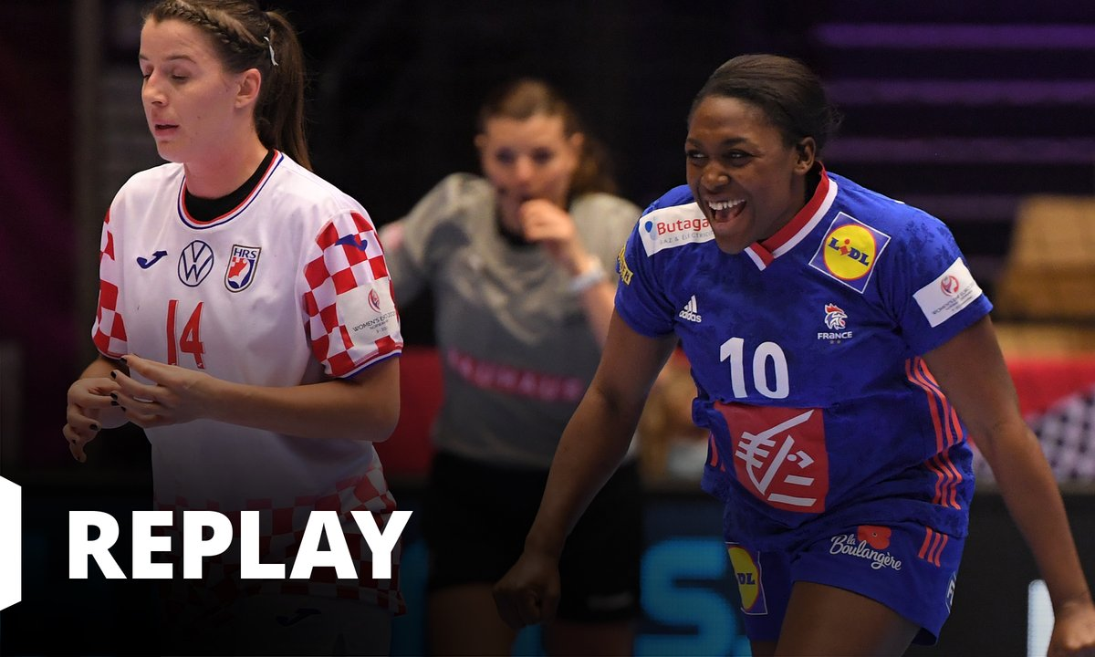 Euro féminin de Handball - 1/2 Finale : France / Croatie