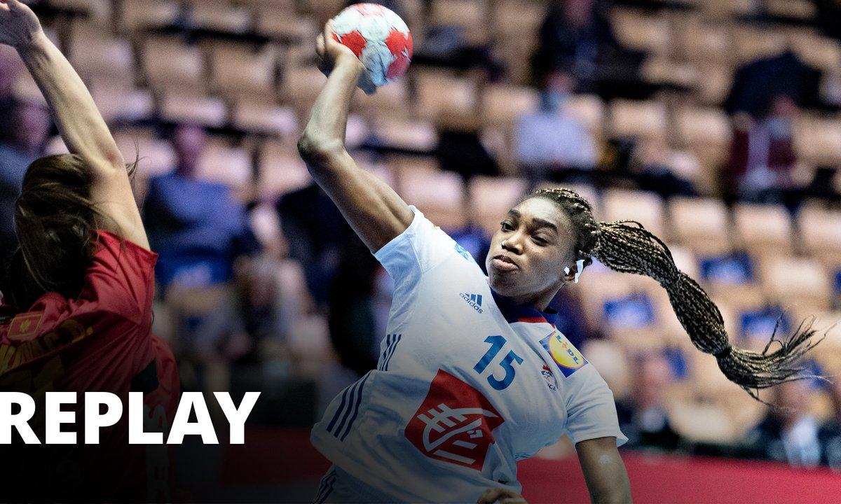 Euro féminin de Handball - France / Monténégro
