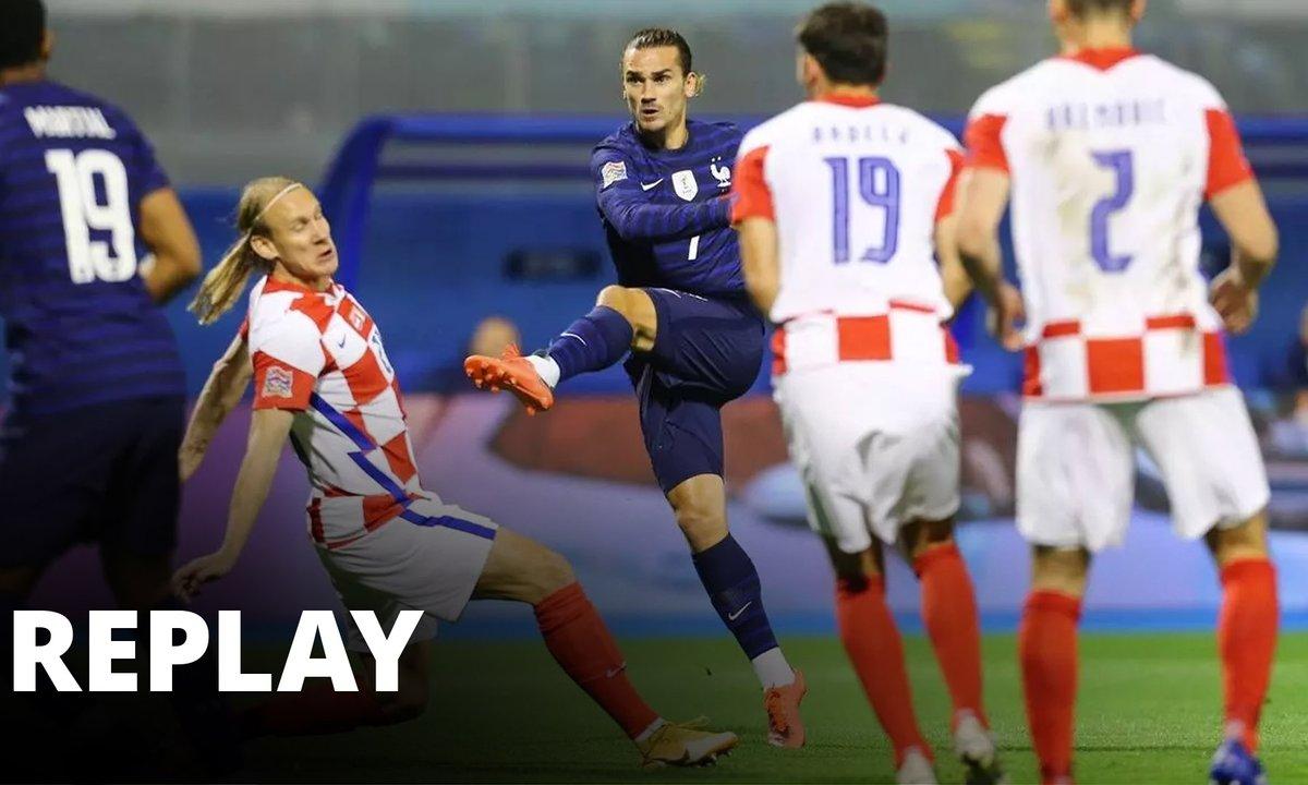 Croatie - France (Ligue des Nations)
