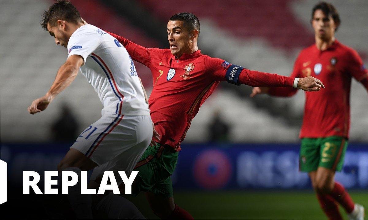 Portugal - France (Ligue des Nations)