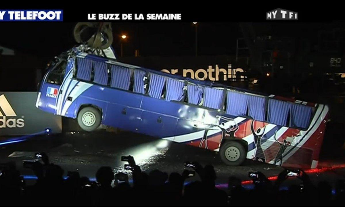 MyTELEFOOT - Le Buzz de la Semaine du 1er juin 2014 : le bus de Knysna dédruit !