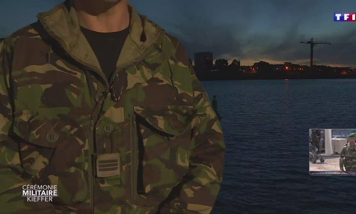 Reportage exceptionnel au cœur d'un entrainement du commando marine