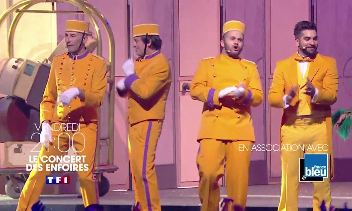 """""""2019 le monde des Enfoirés"""" c'est vendredi à 21h sur TF1"""
