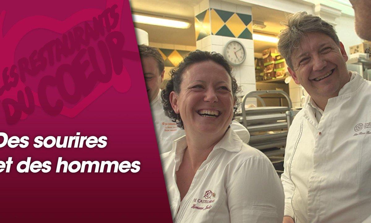 """""""Restos du Coeur - Des sourires et des hommes"""" du 24 novembre à 13h30"""