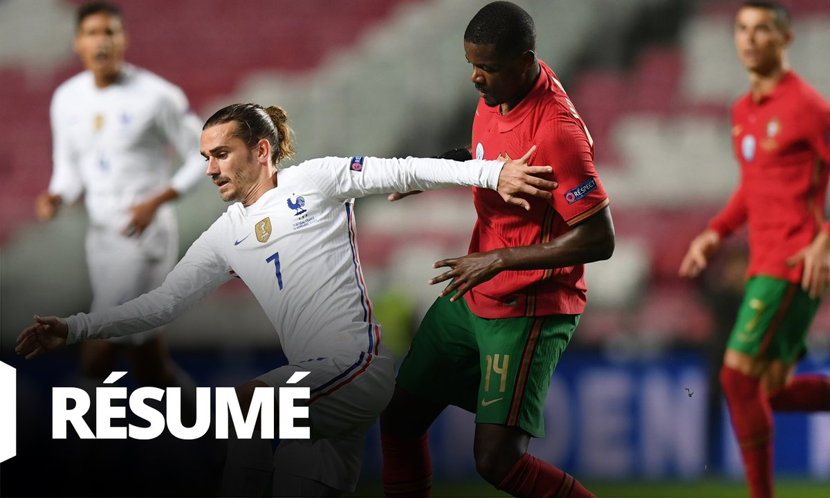 Portugal - France : Voir le résumé du match en vidéo