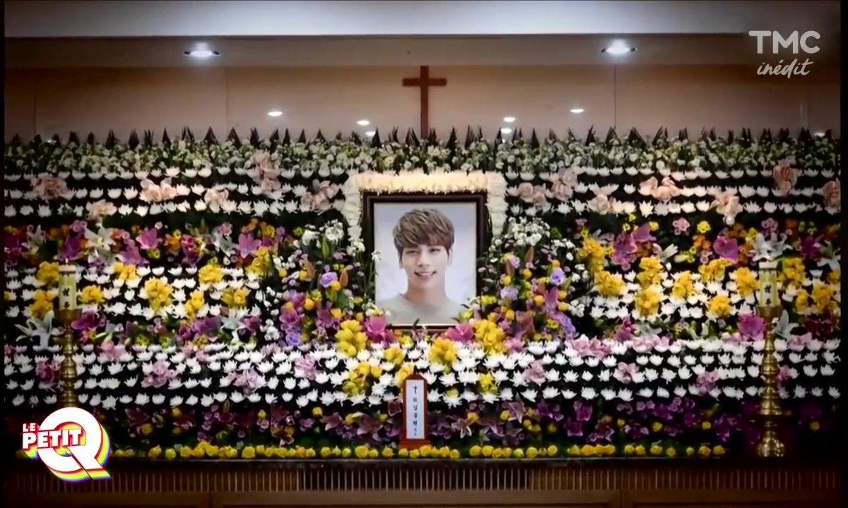 Le Petit Q : Retour sur le suicide de Kim Jong-Hyun, superstar de la K-pop