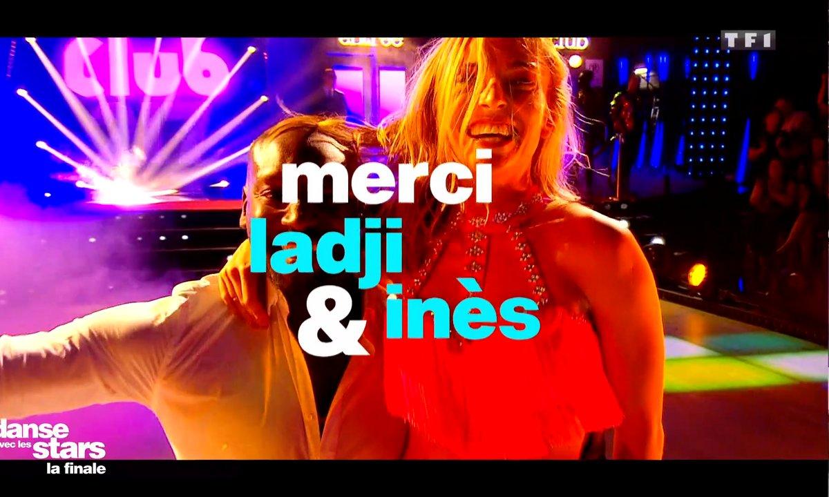 DALS FINALE - Les meilleurs moments de Ladji Doucouré et Ines Vandamme