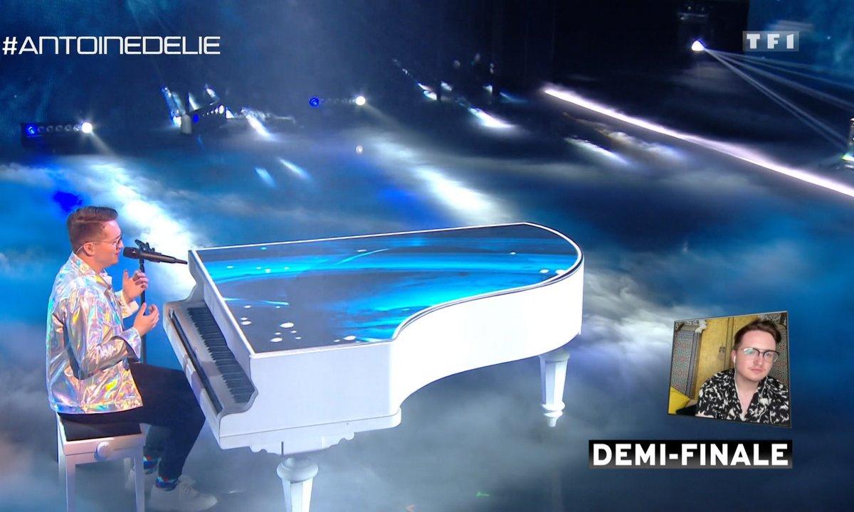 The Voice 2020 - Retour sur le parcours d'Antoine Delie