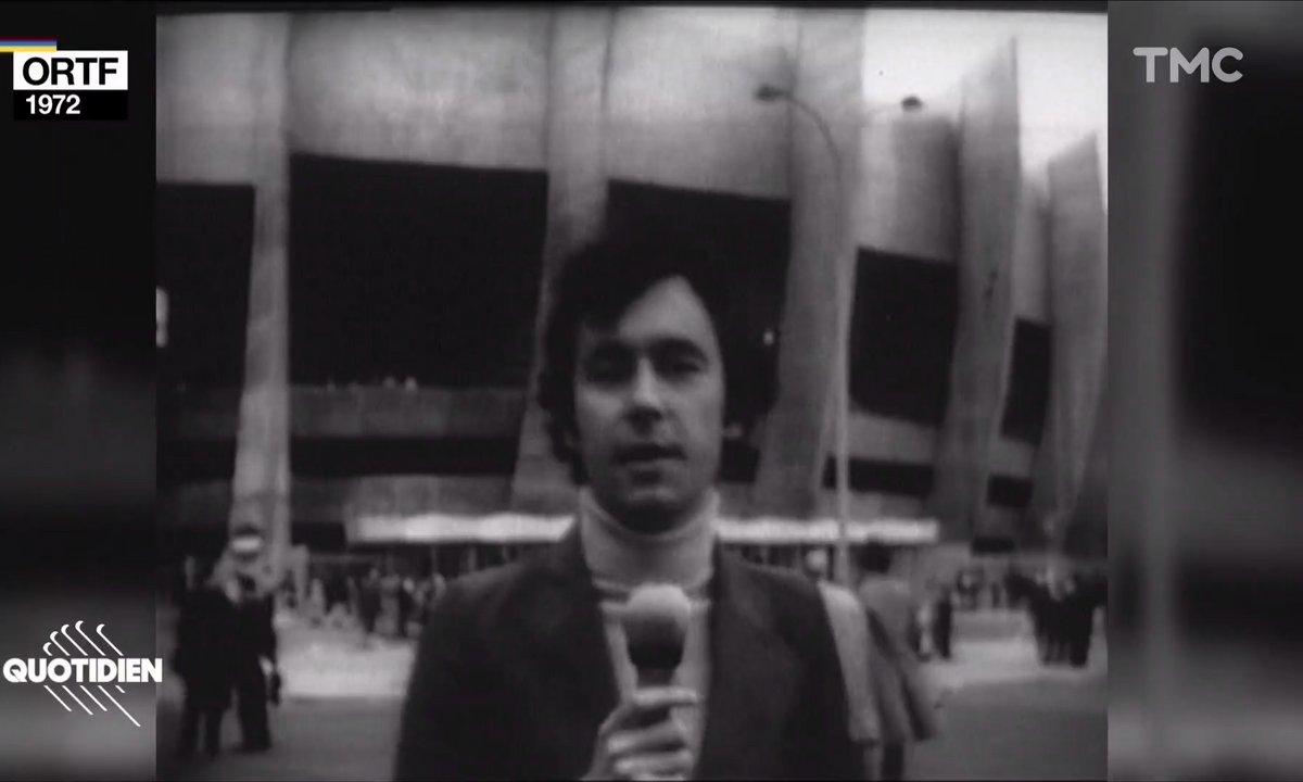 Retour sur les premières images de Michel Denisot à la télé