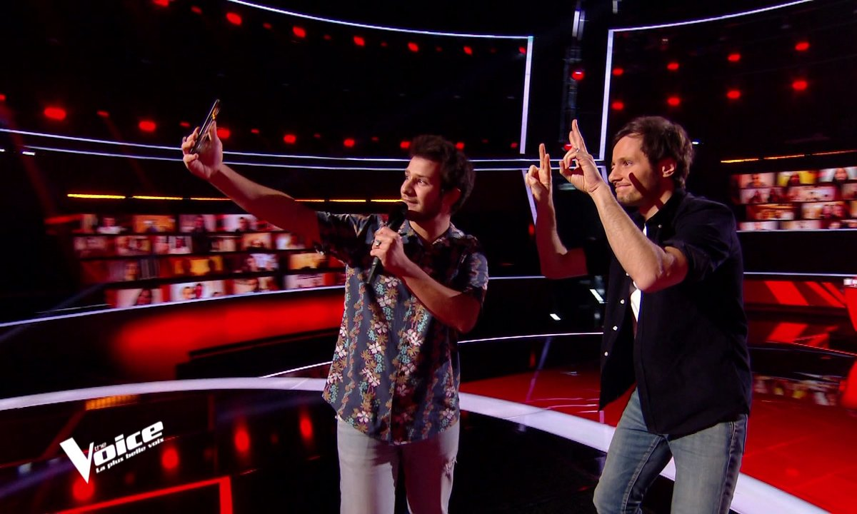 The Voice 2021 – Bryan réalise son rêve le plus fou... - TF1