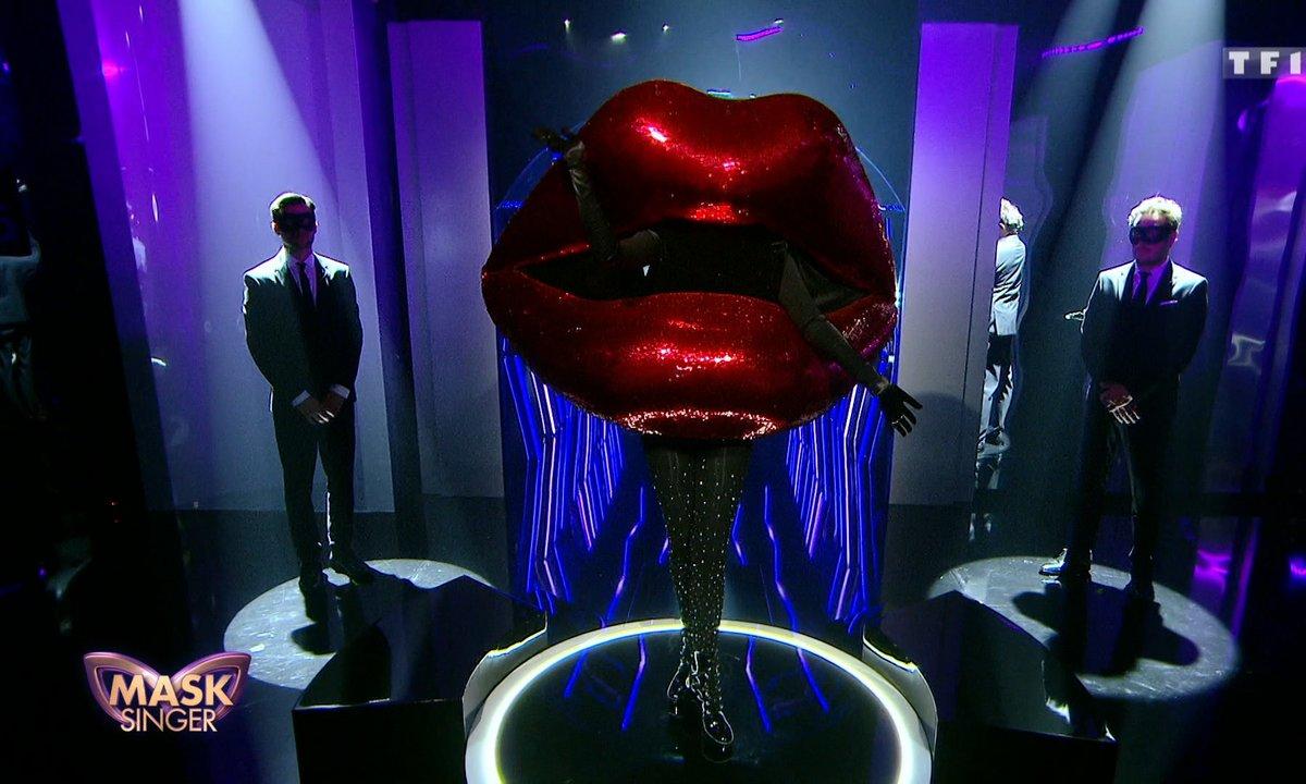 Révélation - Qui se cache derrière le masque de Bouche dans Mask Singer ?