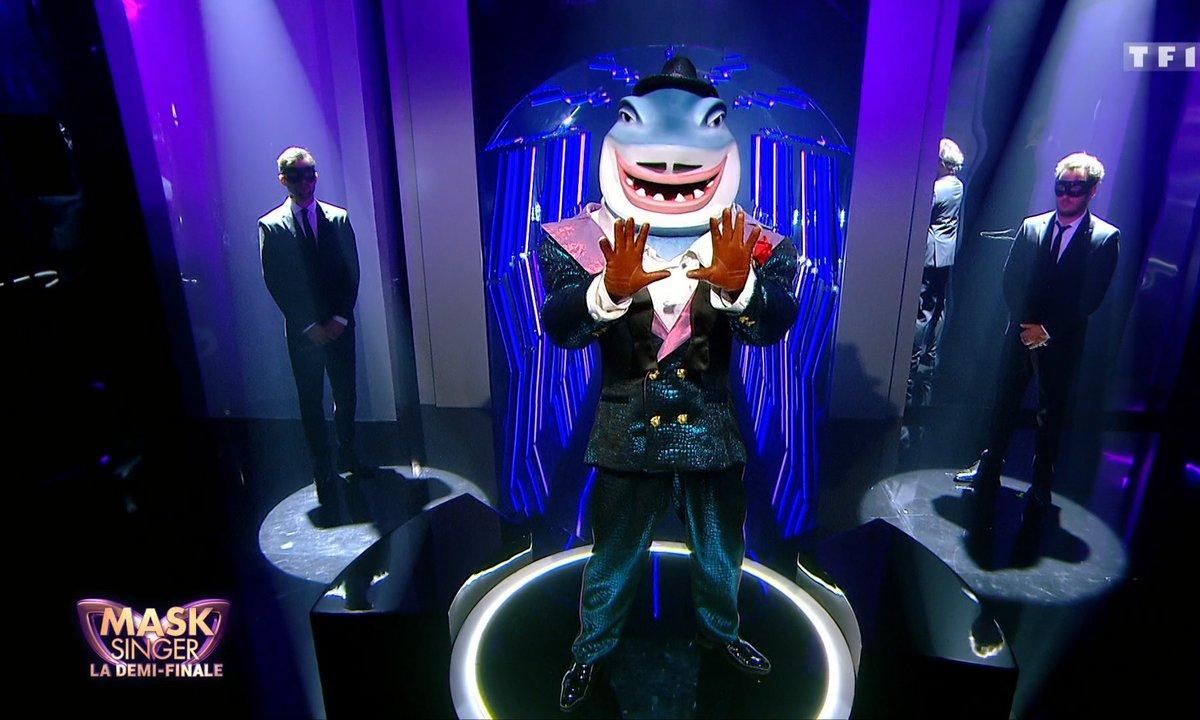 Révélation - Qui se cache derrière le masque de Requin dans Mask Singer ?