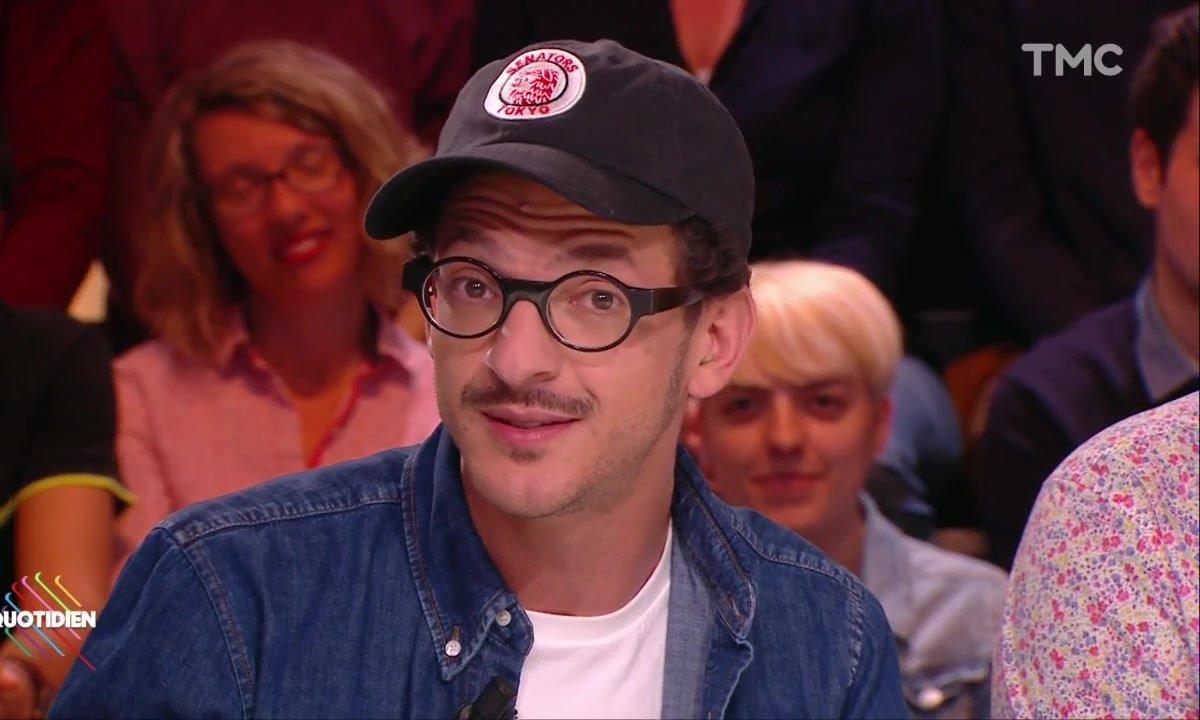 """La revue de presse de Vincent Dedienne : Bon anniversaire """"le Mariage pour Tous"""""""