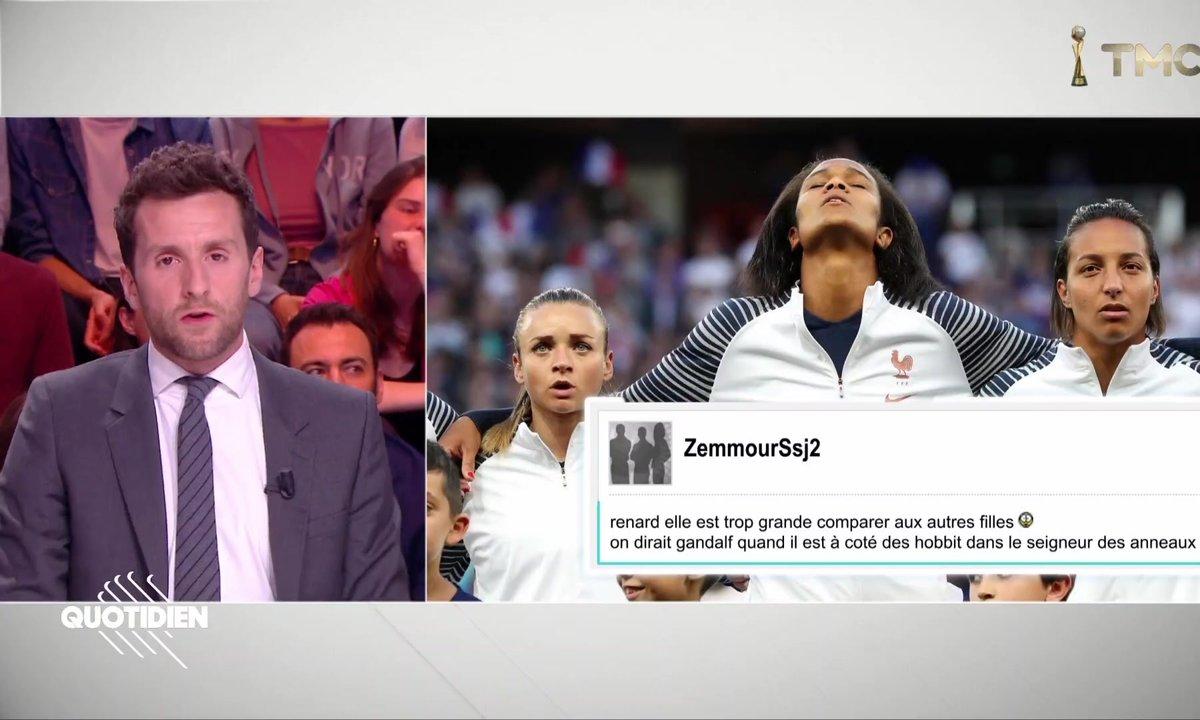La revue de presse des haters : le bac et la Coupe du monde féminine (Pablo Mira)