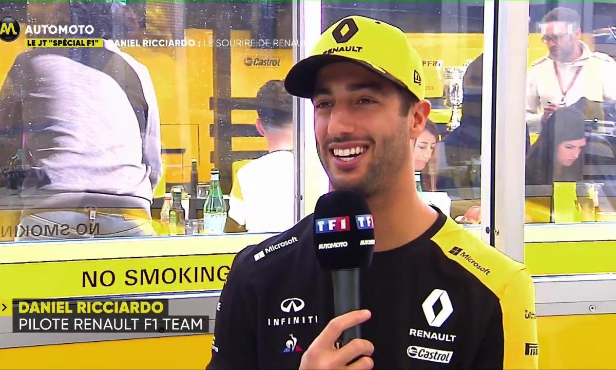 Le JT de la semaine : Spécial F1 !