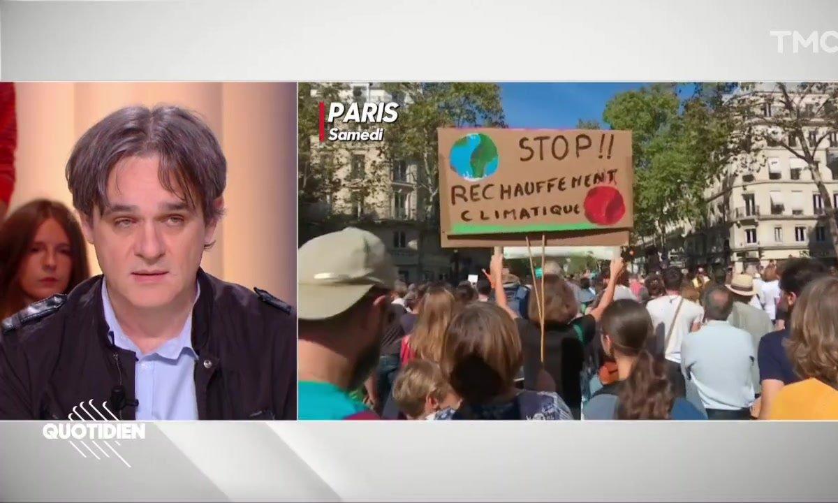 """Riss : """"Charlie Hebdo a toujours été associé à l'histoire de l'écologie"""""""