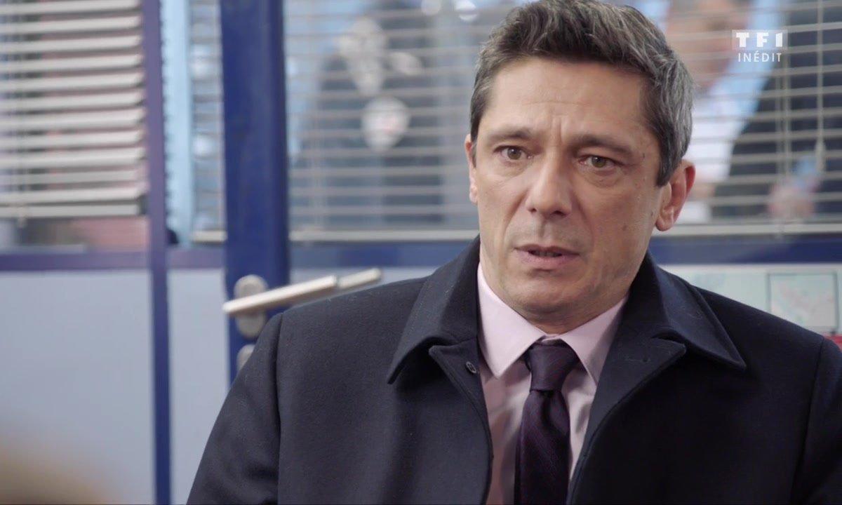 Robin Bellanger fait ses aveux à la police (épisode 203)
