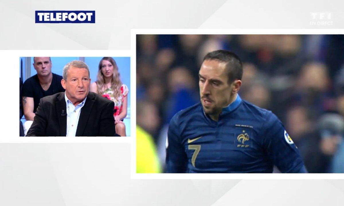 Courbis : « Je ne vois pas comment on ne peut pas donner le Ballon d'Or à Ribéry »