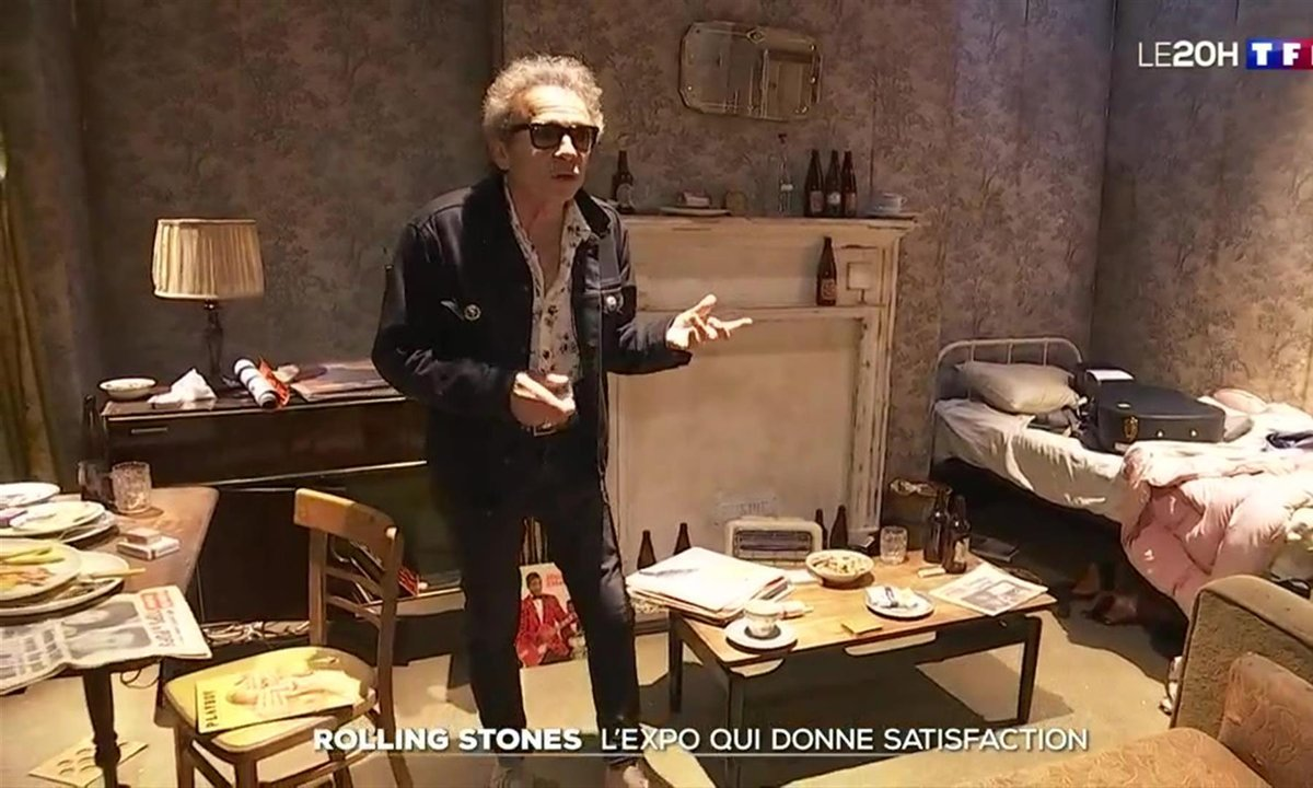 Rolling Stones : l'expo qui donne satisfaction