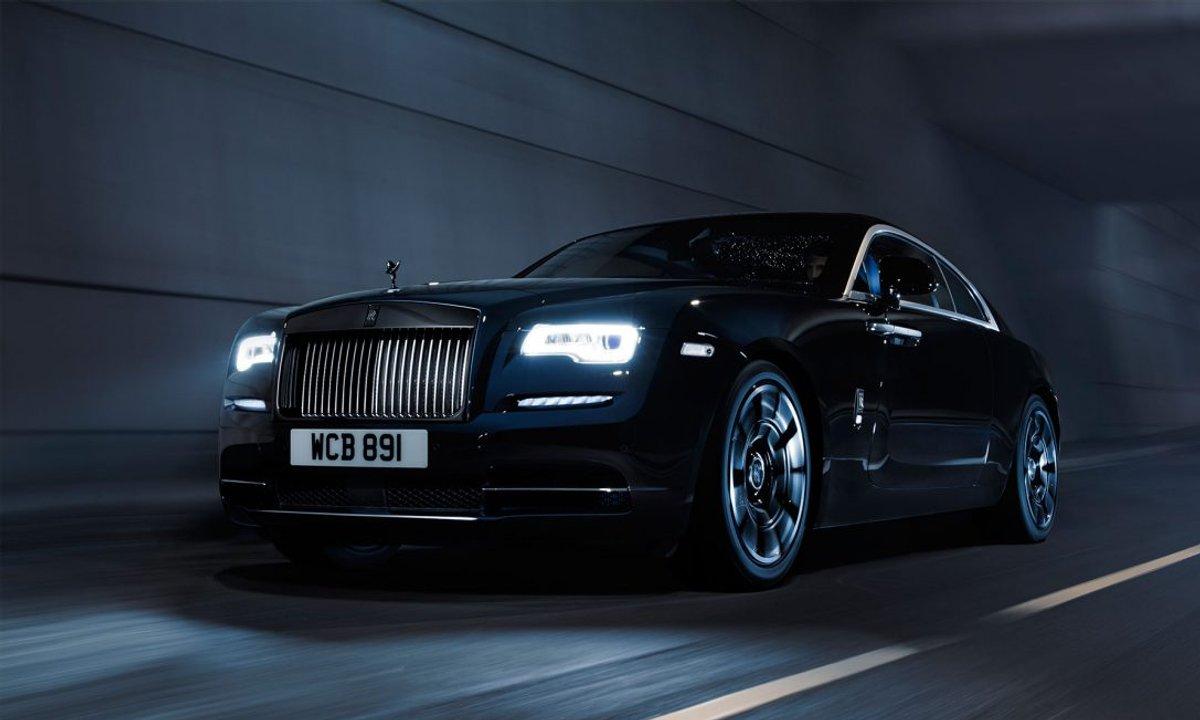 Rolls-Royce dévoile Black Badge au Salon de Genève 2016