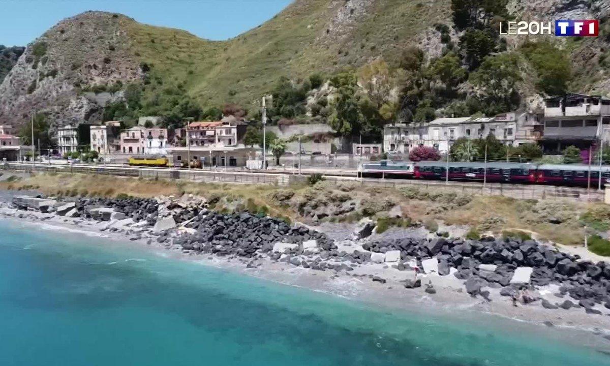 Rome - Syracuse en train, un voyage entre terre et mer
