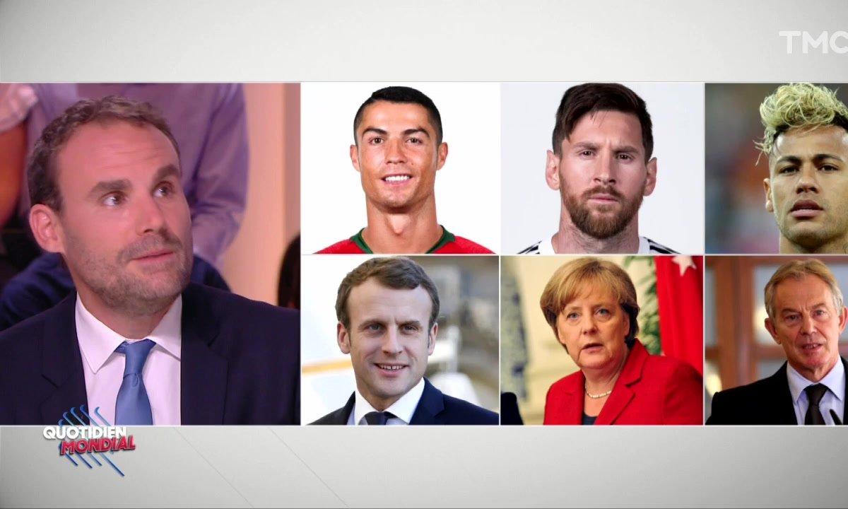 Ronaldo, Messi, Neymar : quels leaders politiques sont-ils ?
