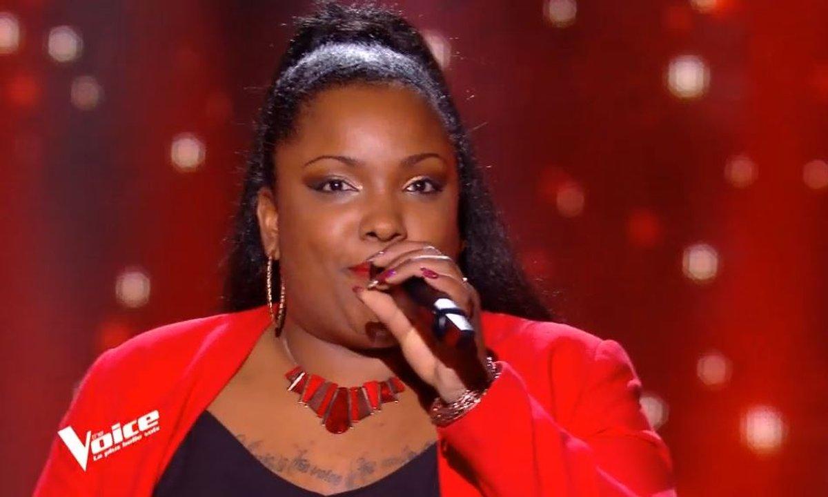 """THE VOICE 2020 -  Roxane chante """"Je sais pas"""" de Céline Dion"""