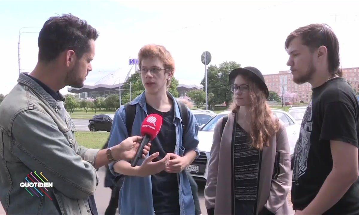 Russie 2018 : une fan zone en plein campus ? Les étudiants mécontents arrêtés