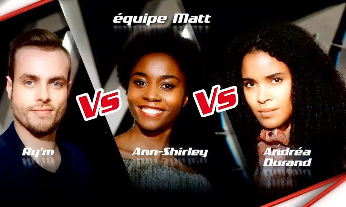 Ry'm VS Ann-Shirley VS Andréa Durand - Epreuve Ultime (Saison 6)