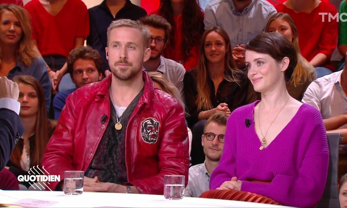 """Invités : Ryan Gosling et Claire Foy pour """"First Man, le premier homme sur la lune"""""""