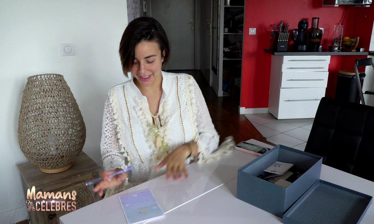 Rym prépare une boîte à papa surprise pour Vincent