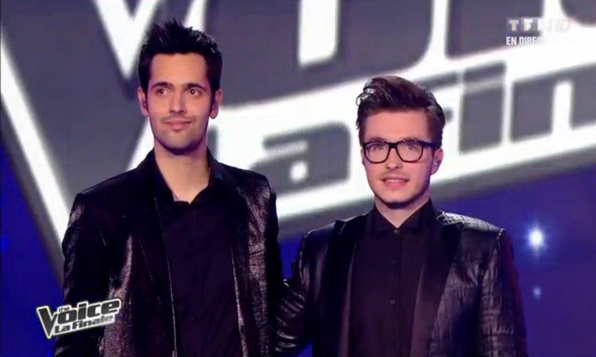 The Voice 2013 est Yoann Fréget