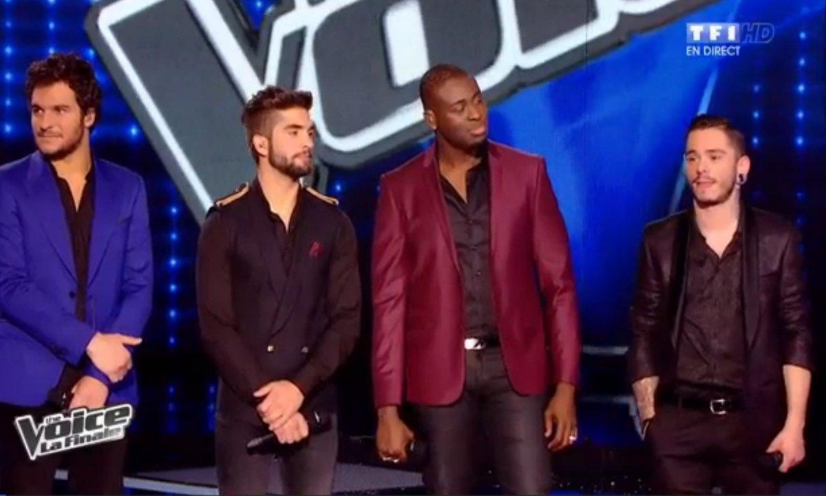 The Voice 2014 est Kendji Girac
