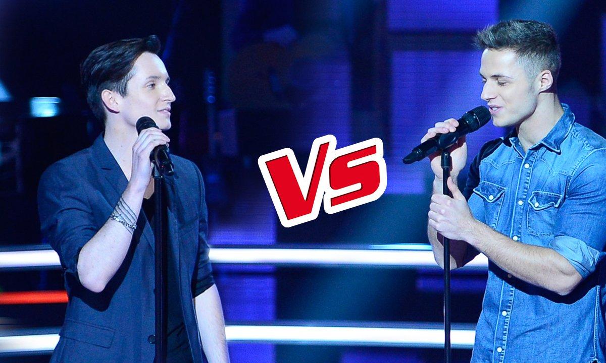 Sacha VS Louis  en battle sur « Je te donne » (Jean-Jacques Goldman) (Saison 05)