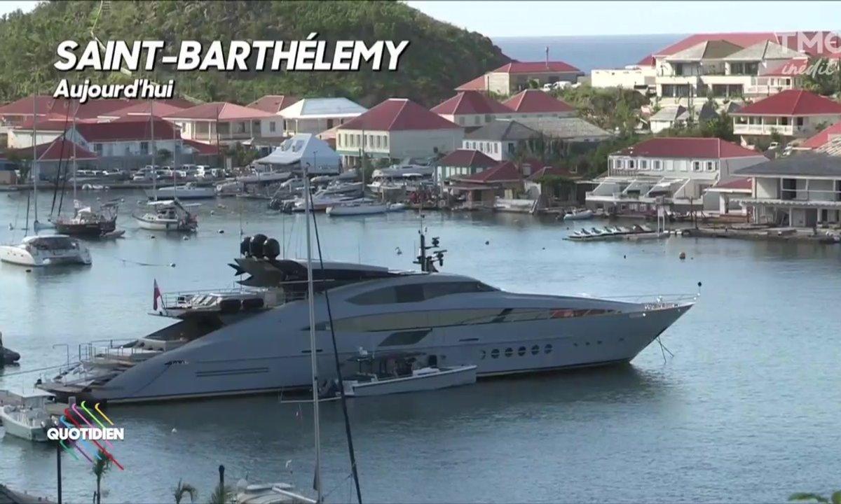 Saint Barth : la vie reprend son cours