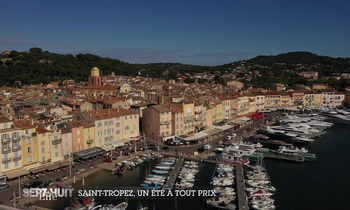 Saint-Tropez se réinvente pour un été à tout prix