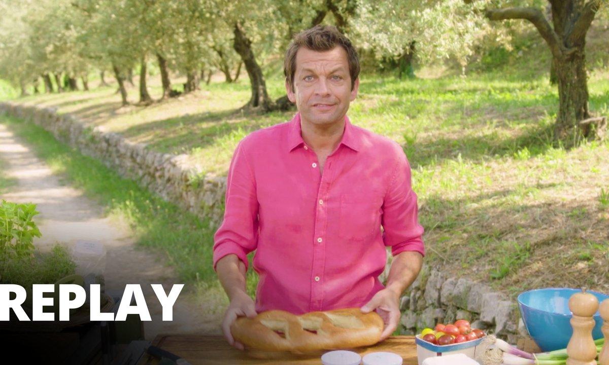 Salade greco-provençale