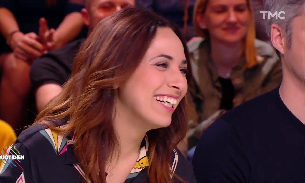 Salhia Brakhlia retrouve Yann Barthès qui lui réserve une petite surprise