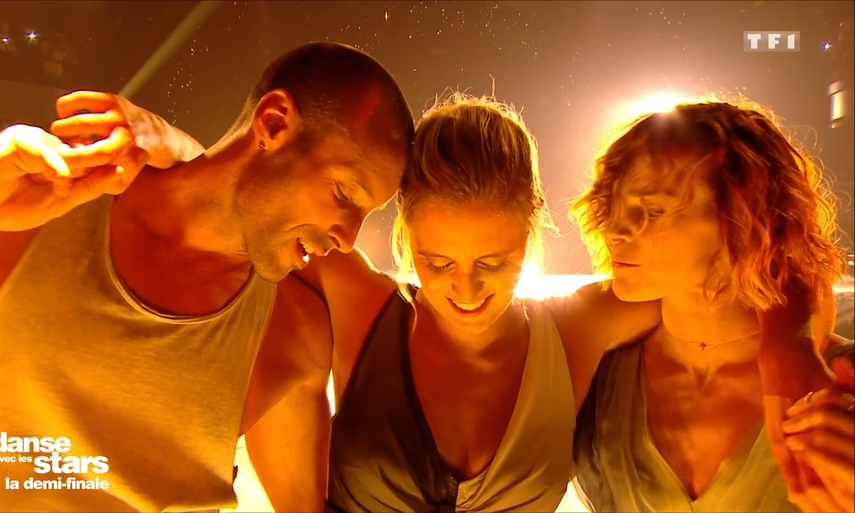 DALS - Sami El Gueddari, Fauve Hautot et Pauline - Contemporain - Lady Gaga (Always remember us this way)