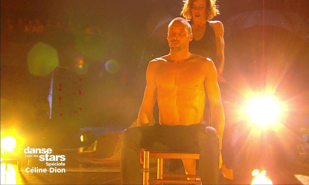 DALS - Sami El Gueddari et Fauve Hautot - Paso Doble - Céline Dion (Show must go on)